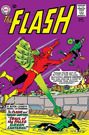 The Flash (1959-1985) #143
