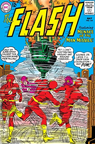 The Flash (1959-1985) #144