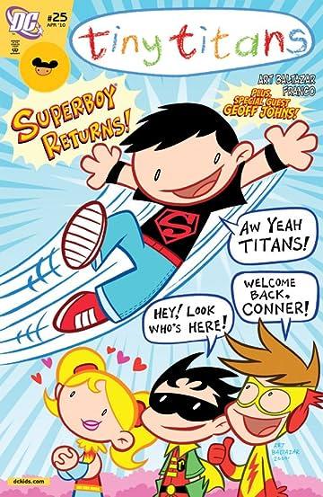 Tiny Titans #25