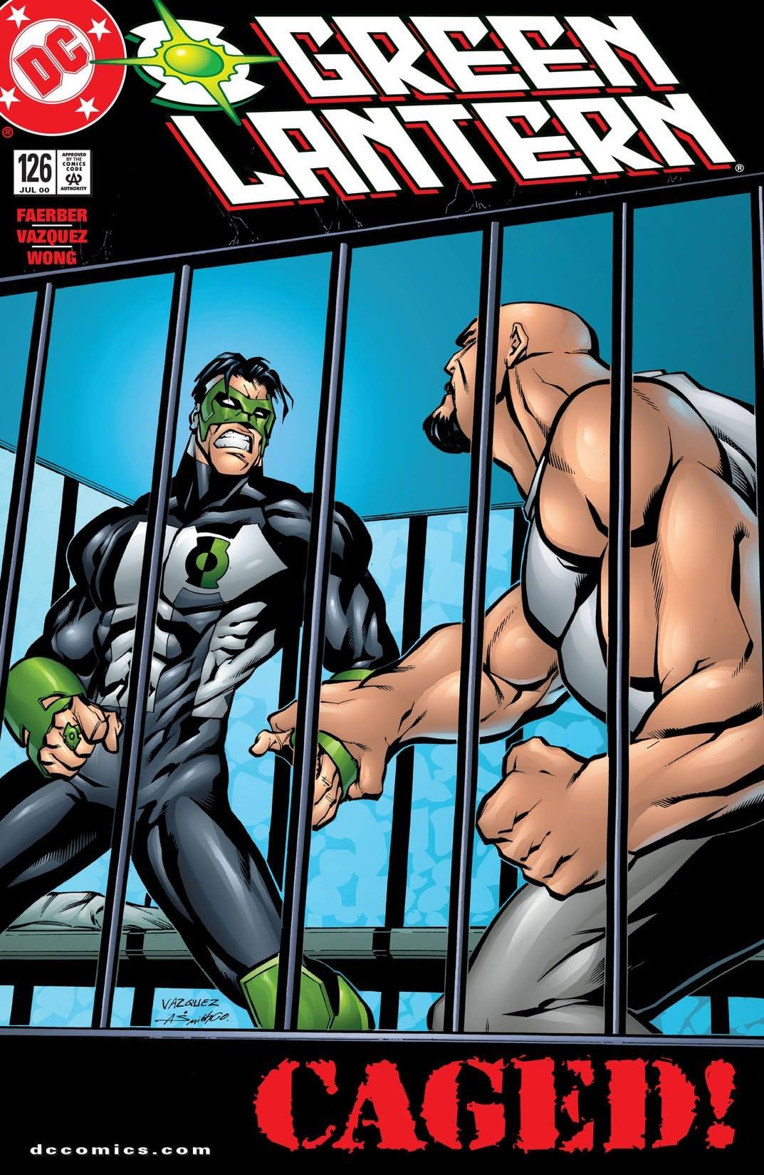 Green Lantern (1990-2004) #126