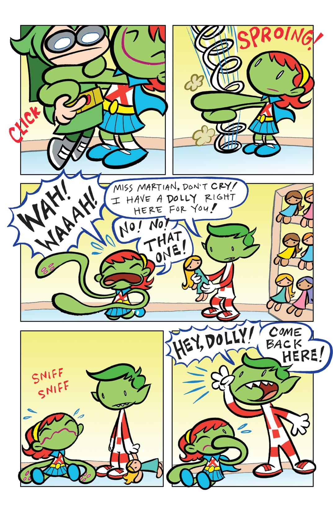 Tiny Titans #26