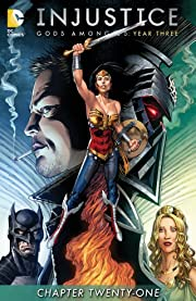 Injustice: Gods Among Us: Year Three (2014-2015) #21