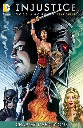Injustice: Gods Among Us: Year Three (2014-2015) #21