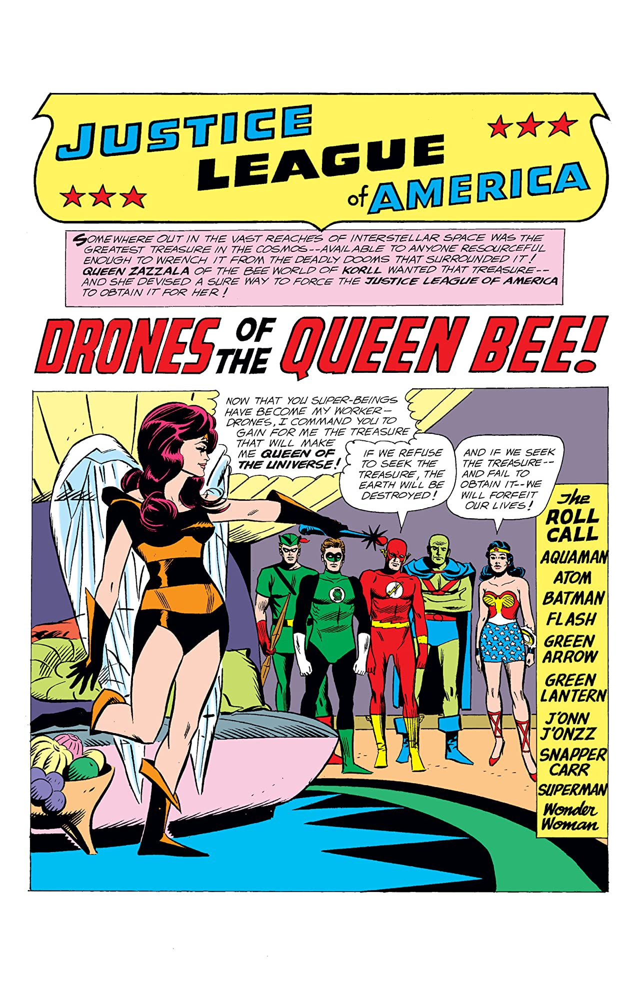 Justice League of America (1960-1987) #23