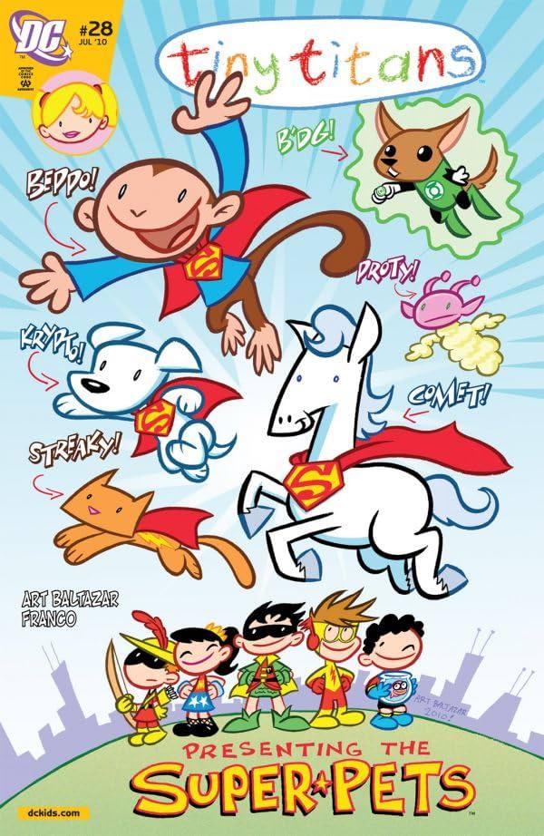 Tiny Titans #28