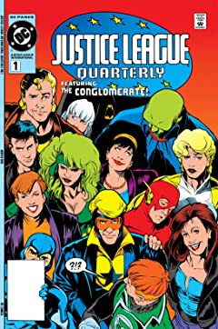 Justice League Quarterly (1990-1994) #1