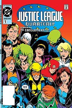 Justice League Quarterly (1990-1994) No.1