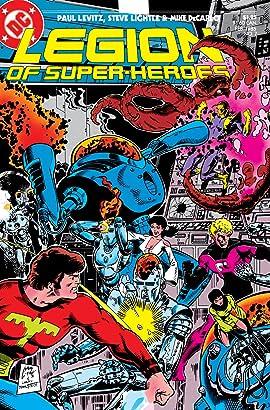 Legion of Super-Heroes (1984-1989) #7