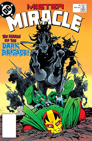 Mister Miracle (1989-1991) #4