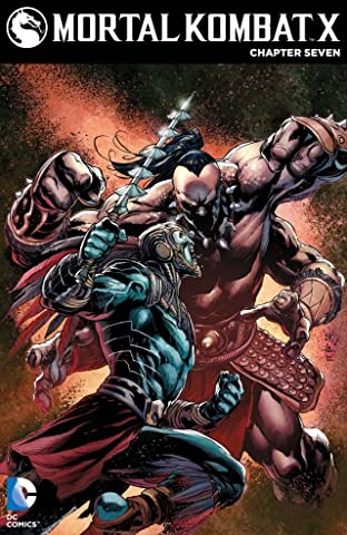 Mortal Kombat X (2015) No.7