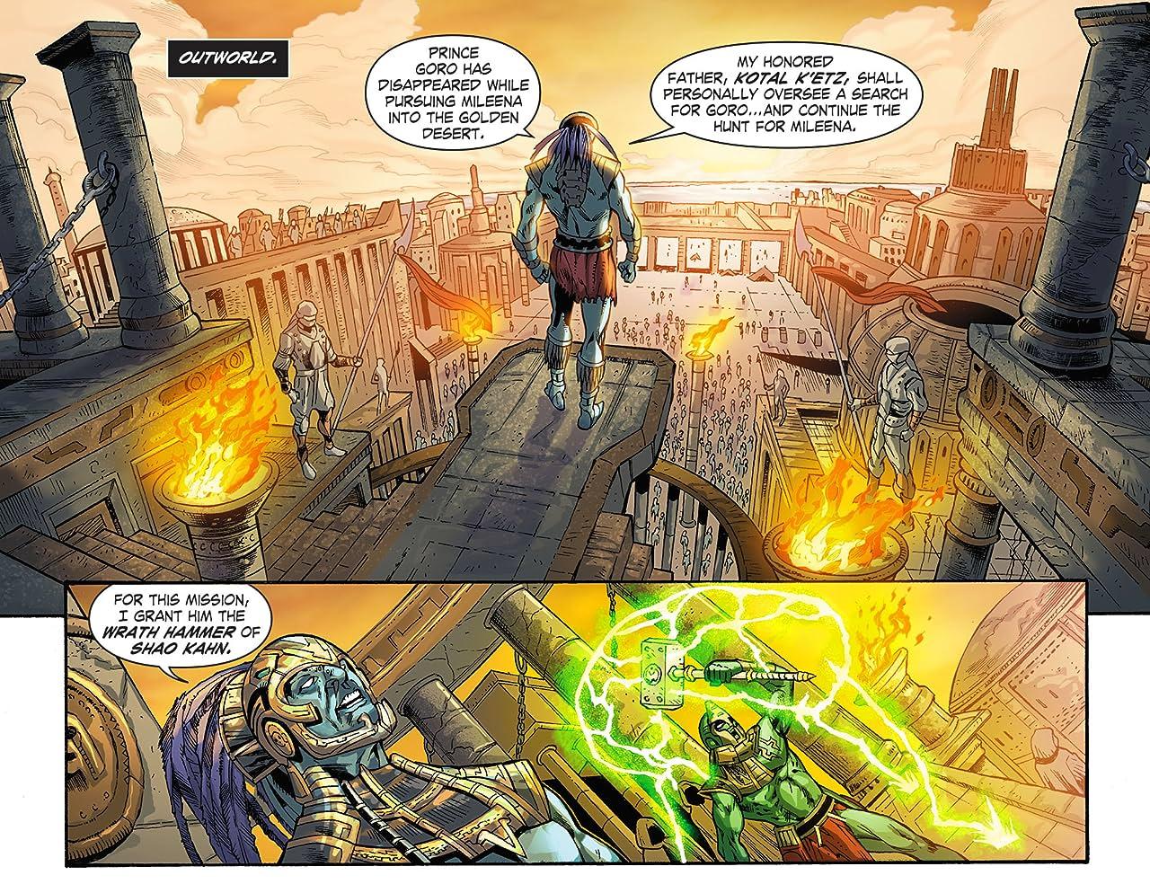 Mortal Kombat X (2015) #7