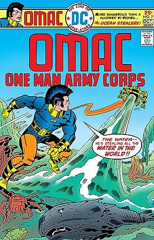 OMAC (1974-1975) #7