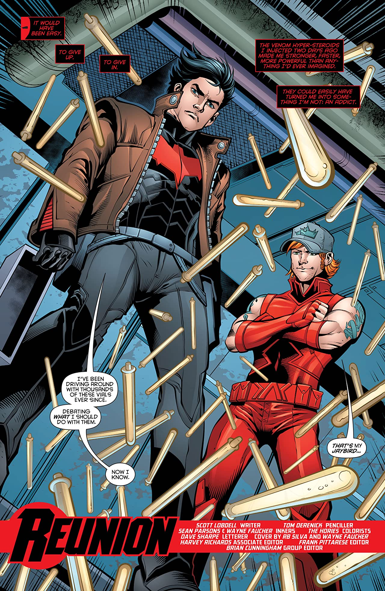 Red Hood and the Outlaws (2011-2015) #39