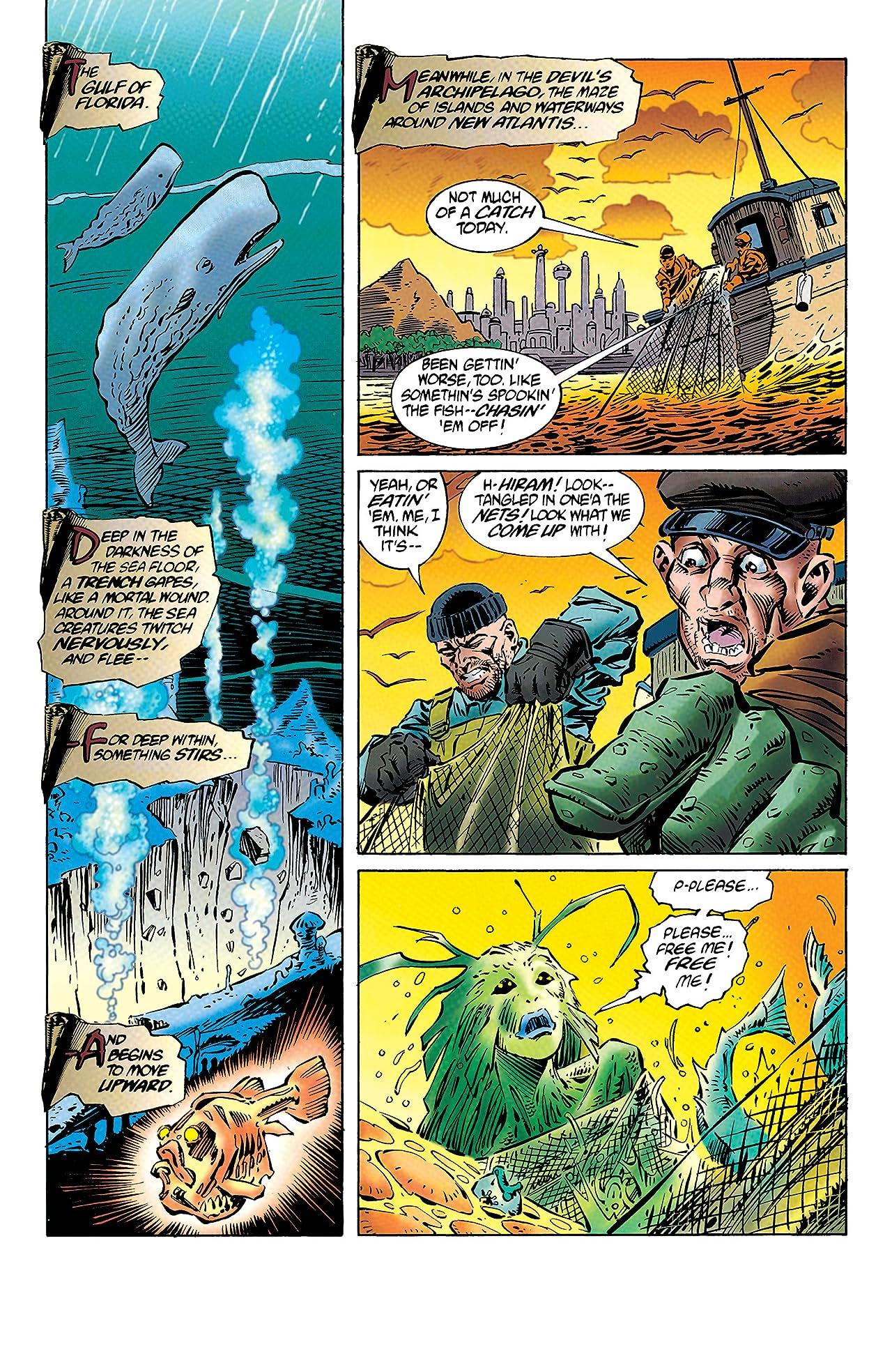 Tangent: Sea Devils (1997) #1
