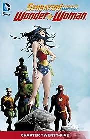 Sensation Comics Featuring Wonder Woman (2014-2015) #25