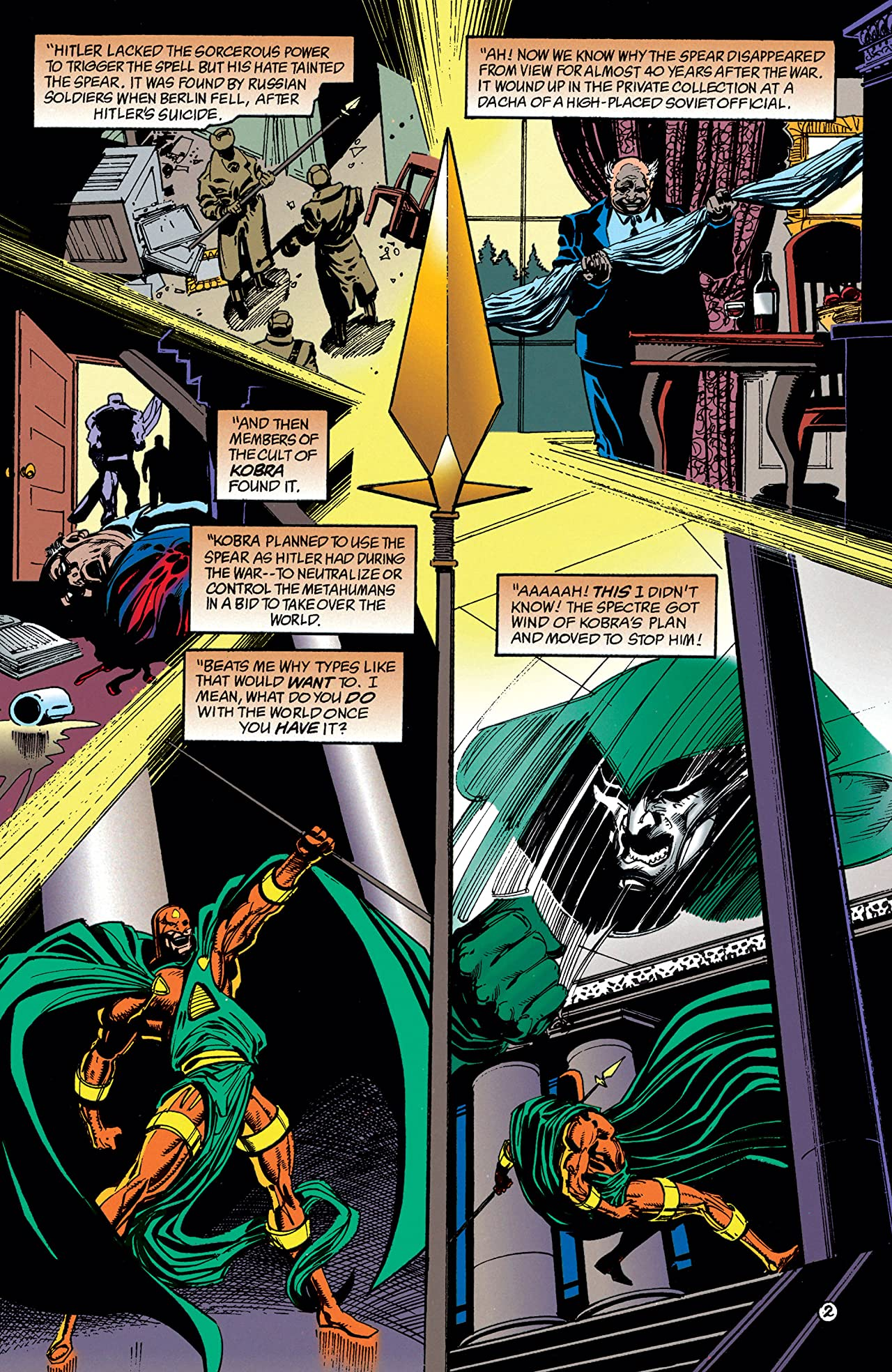 The Spectre (1992-1998) #21