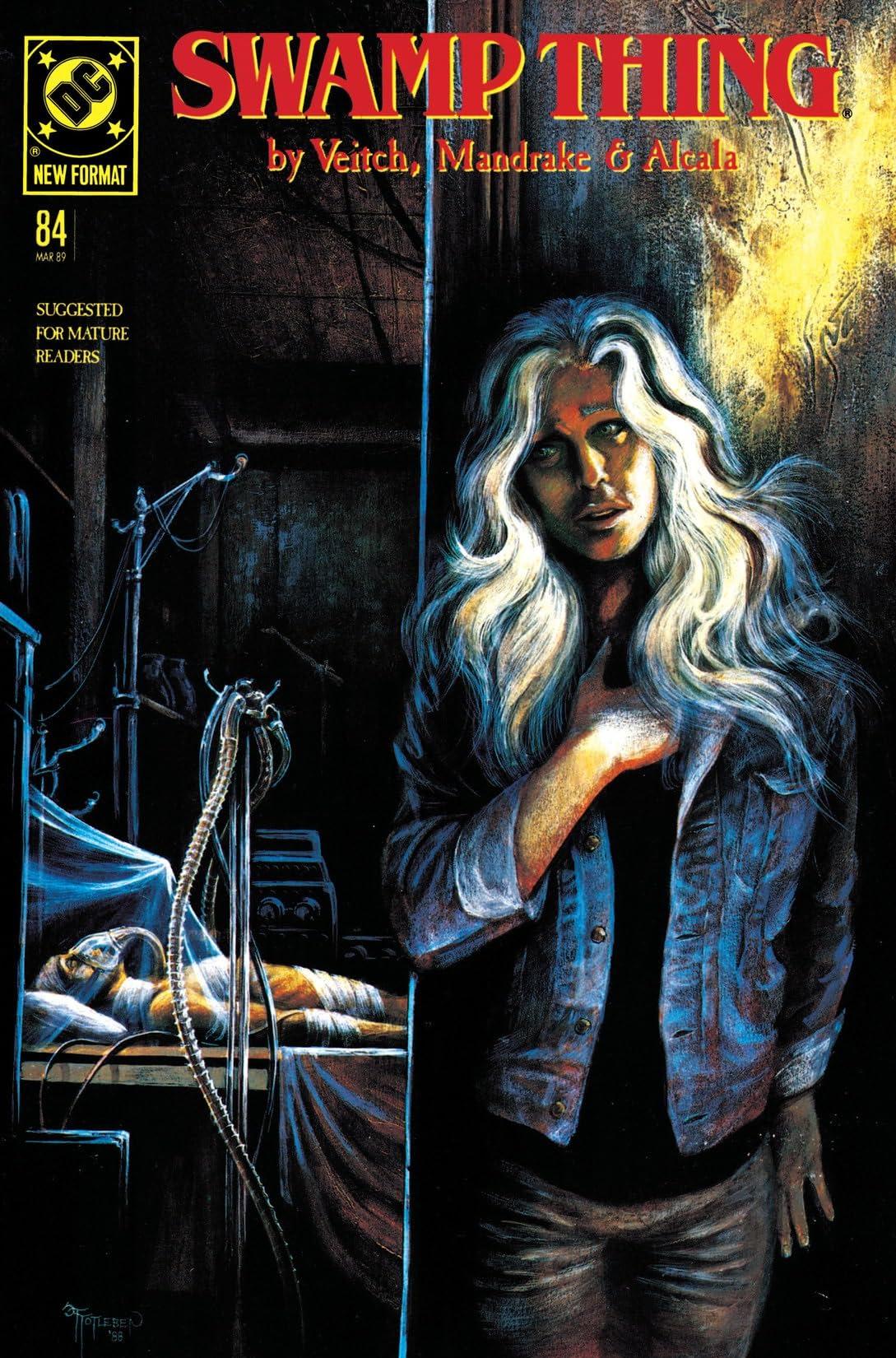 Swamp Thing (1982-1996) #84