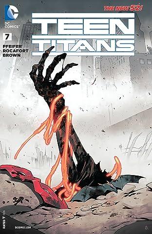 Teen Titans (2014-2016) No.7