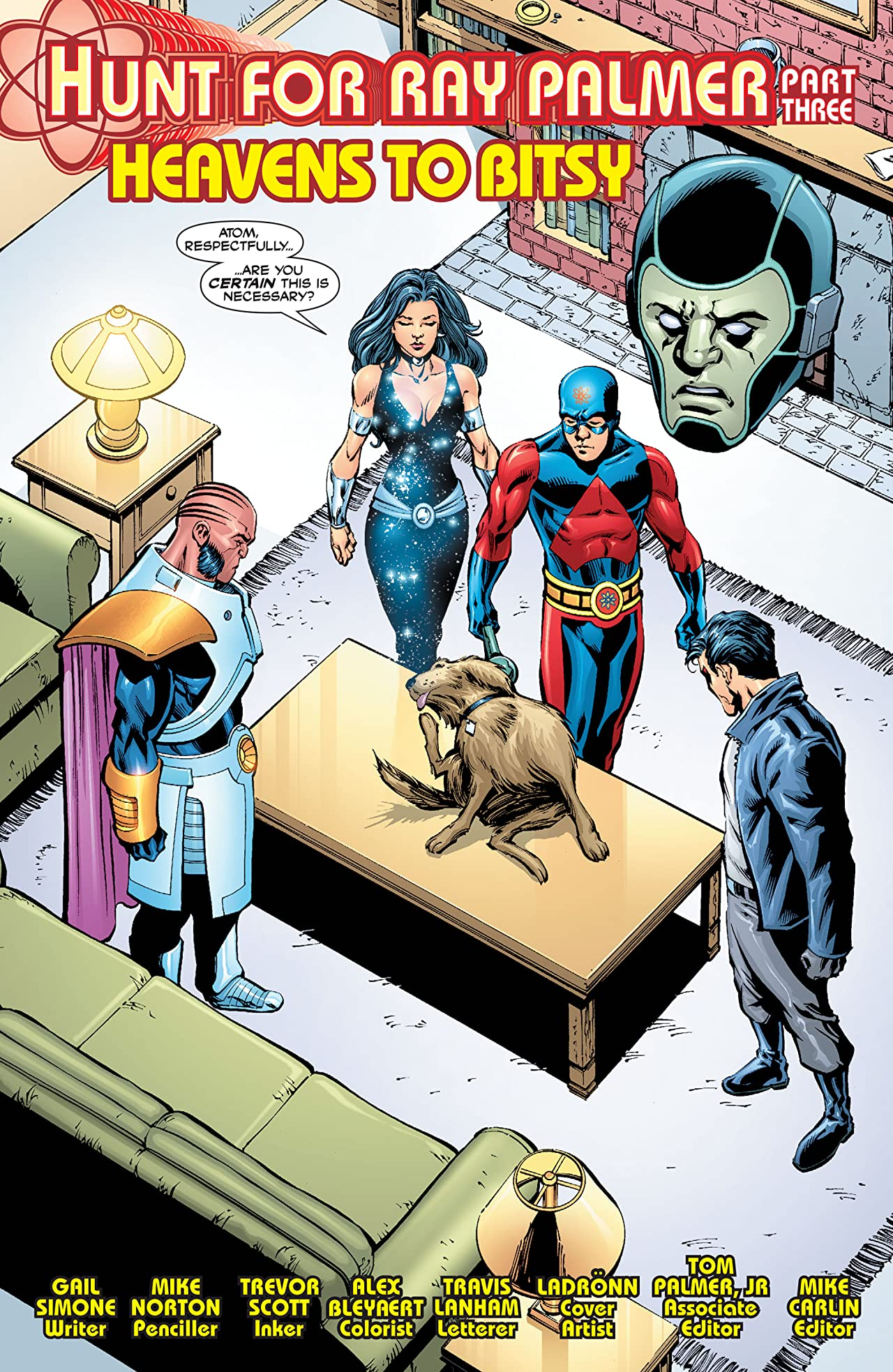 The All New Atom (2006-2008) #14
