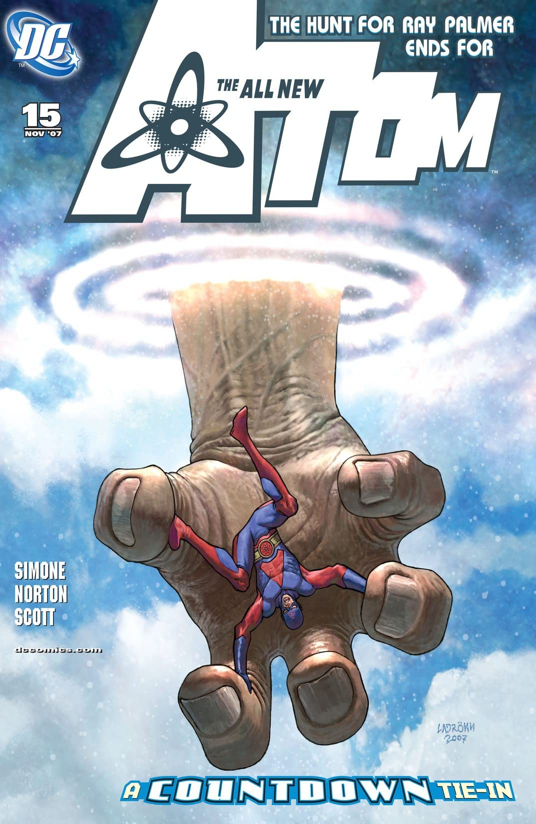 The All New Atom (2006-2008) #15