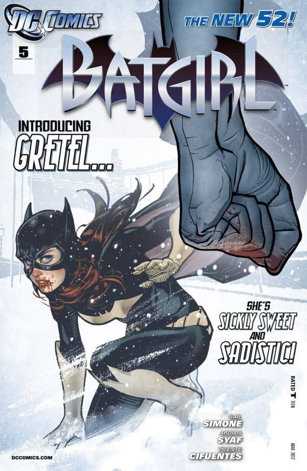 Batgirl (2011-) #5