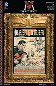 The Multiversity: Mastermen (2014) #1