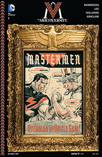 The Multiversity: Mastermen (2014) #1