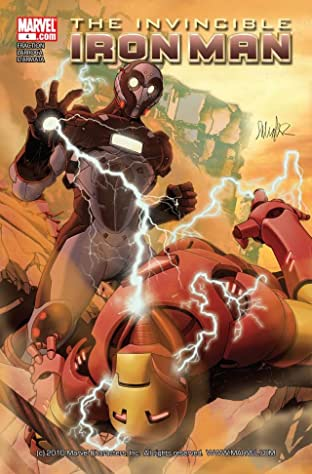 Invincible Iron Man (2008-2012) #4