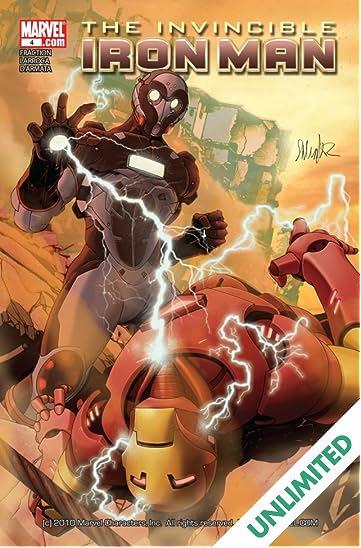 Invincible Iron Man (2008-2012) #4