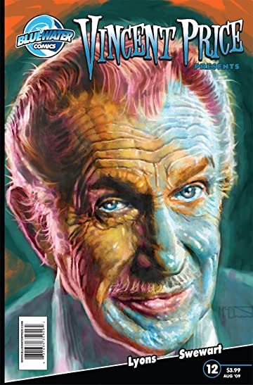 Vincent Price Presents #12