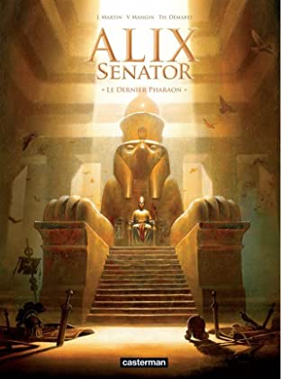 Alix Senator Vol. 2: Le Dernier Pharaon