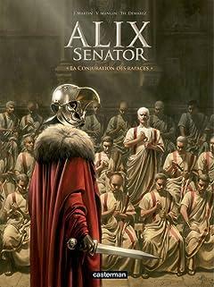 Alix Senator Vol. 3: La Conjuration des Rapaces