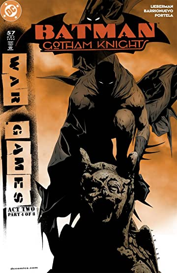 Batman: Gotham Knights #57