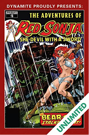 The Adventures of Red Sonja #5