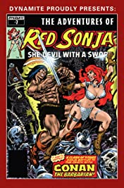 The Adventures of Red Sonja #7
