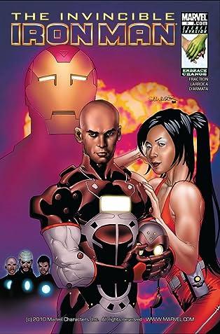 Invincible Iron Man (2008-2012) #5