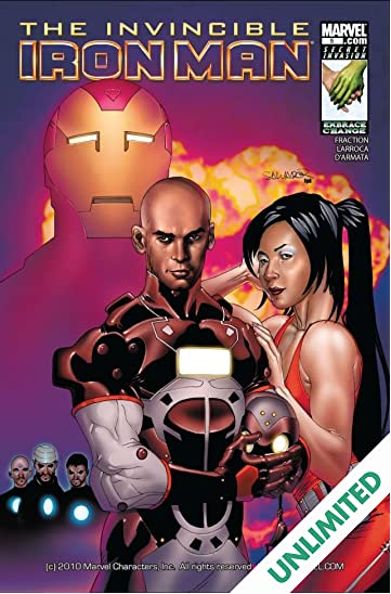 Invincible Iron Man (2008-2012) #5
