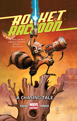 Rocket Raccoon Vol. 1: A Chasing Tale