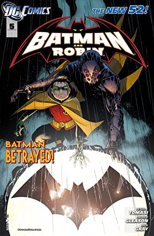 Batman and Robin (2011-2015) No.5