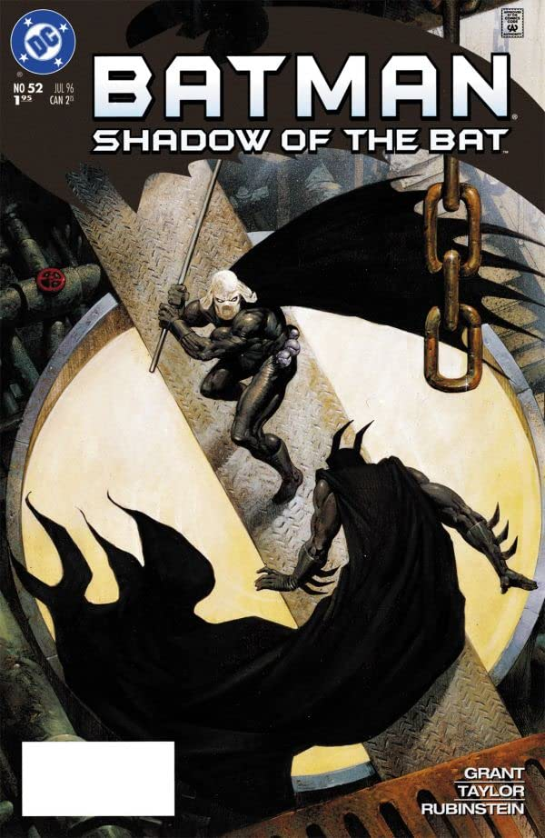 Batman: Shadow of the Bat #52