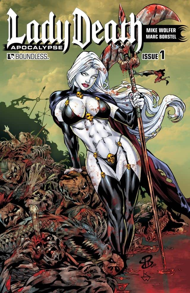 Lady Death: Apocalypse #1