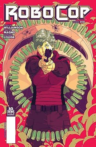 RoboCop (2014-2015) #8