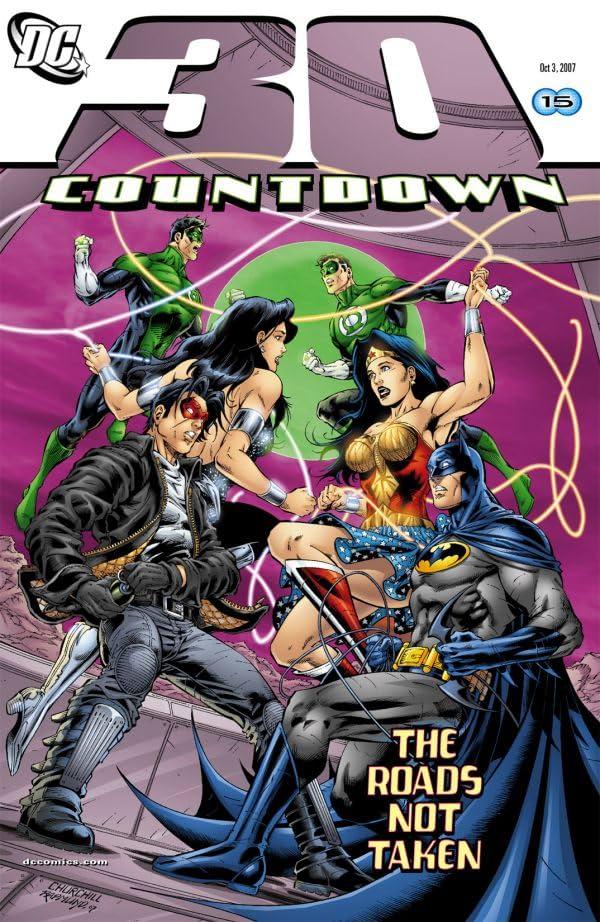 Countdown #30