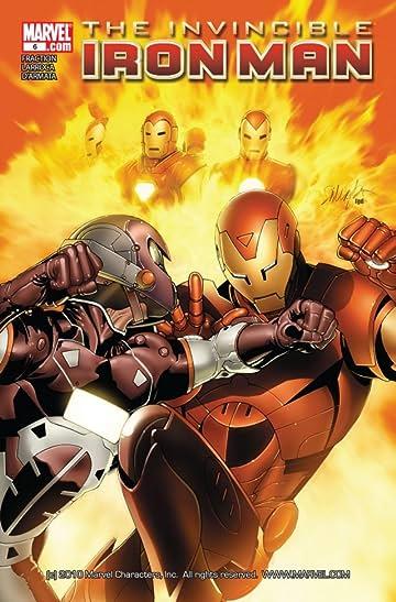 Invincible Iron Man (2008-2012) #6
