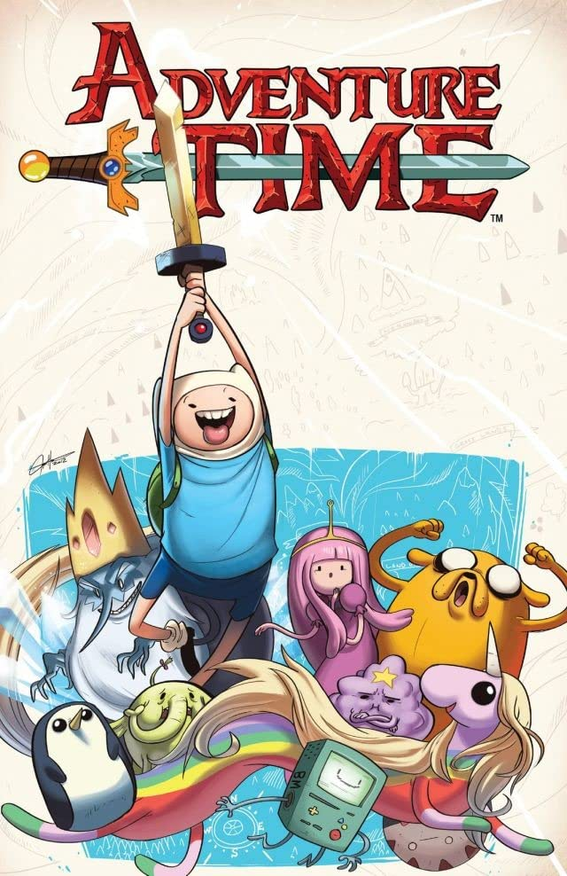 Adventure Time Tome 3