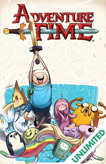 Adventure Time Vol. 3