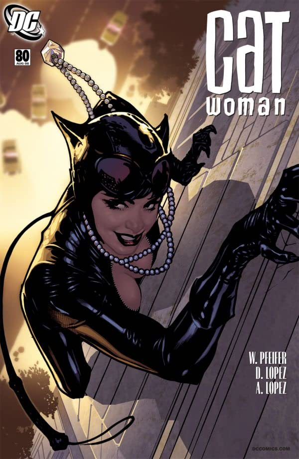 Catwoman (2002-2008) #80