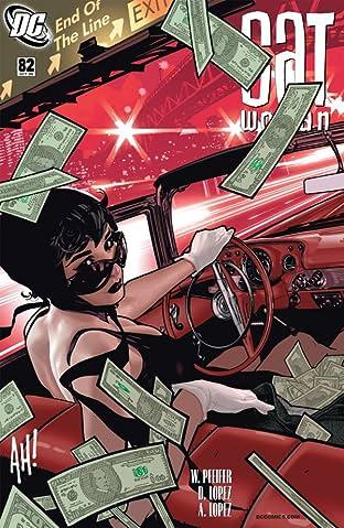 Catwoman (2002-2008) No.82