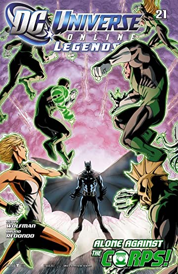 DC Universe Online Legends #21