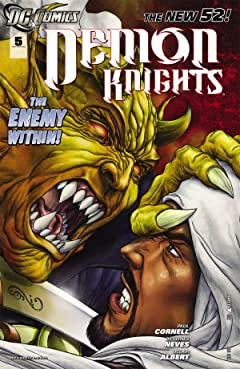 Demon Knights (2011-2013) #5